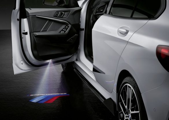 BMW 全新1 Series專用M Performance套件亮相