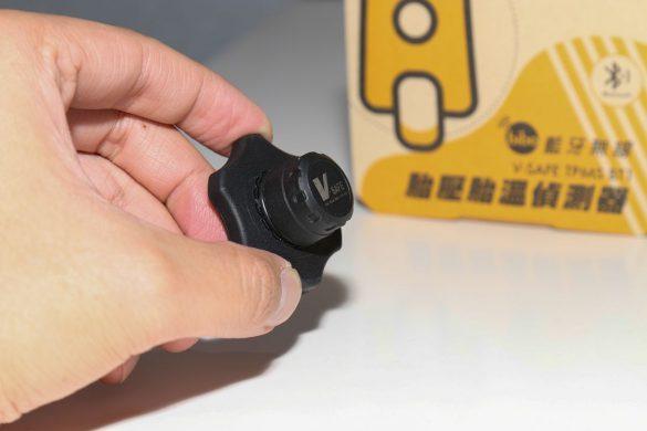輕鬆DIY騎士好幫手  維迪歐V-SAFE TPMS BT-1胎壓胎溫偵測器