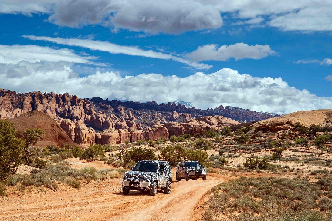 穿越120萬公里極限征途,New Land Rover Defender迎接最終試煉