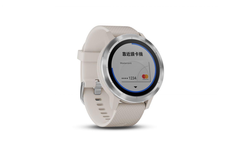第一支內建悠遊卡智慧腕錶問世 Garmin全新vivolife推出 型動悠遊So Easy