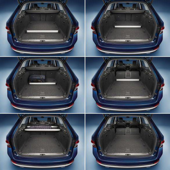 增加新車型與油電動力 Skoda Superb Facelift正式發表