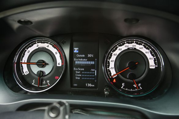 強將壓境 Toyota Hilux