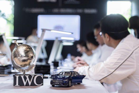「手工造就經典」台灣賓士完美呈獻AMG極致性能饗宴與IWC頂級製錶課程!