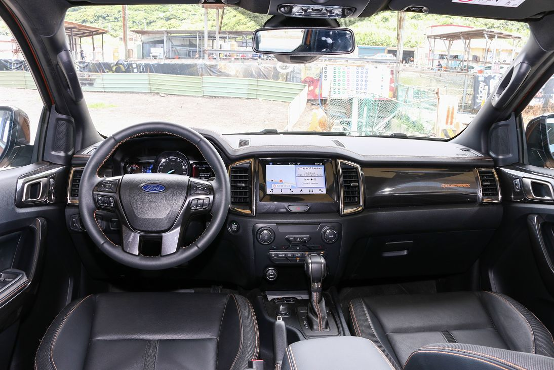 浪跡天涯 Ford Ranger Wildtrak旗艦型