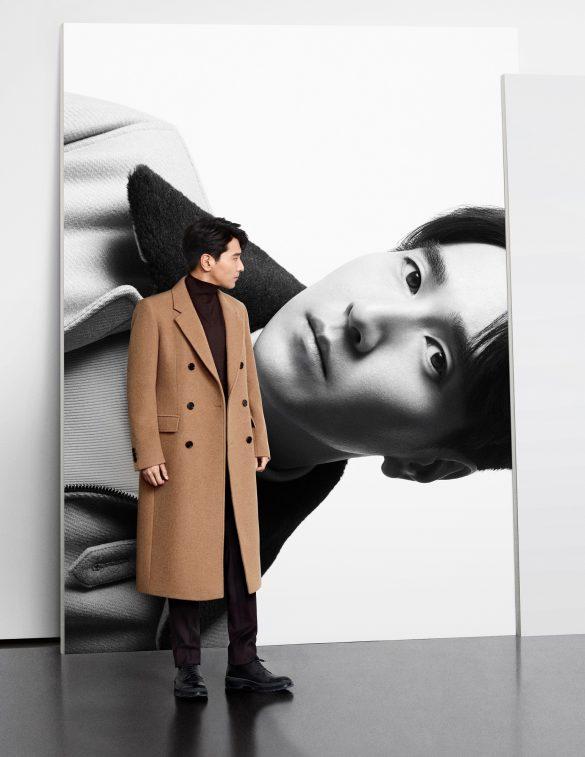 BOSS「Man of Today」大中華區品牌代言人趙又廷演繹2019秋冬廣告企劃