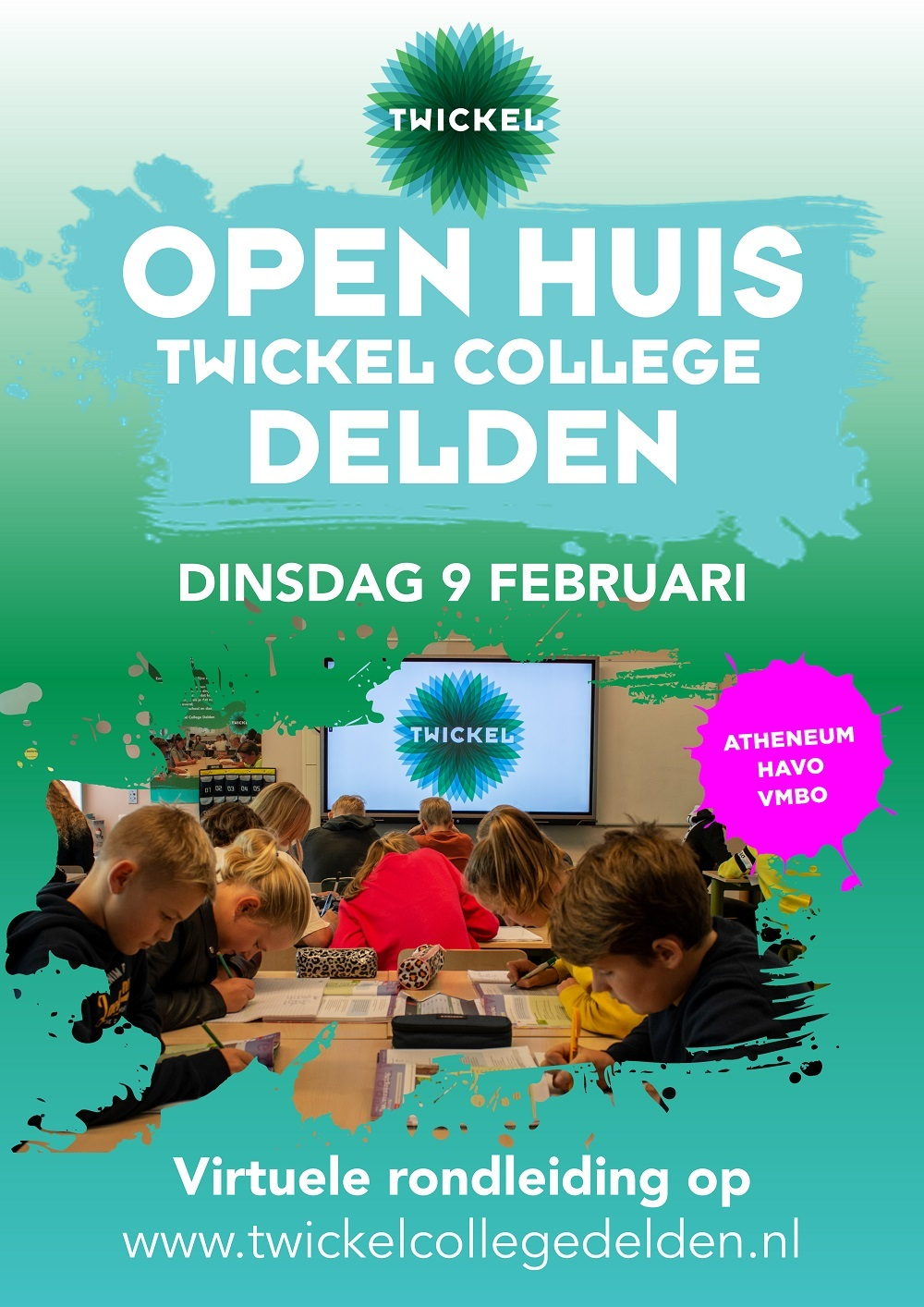 Open Huis Twickel College Delden 2021
