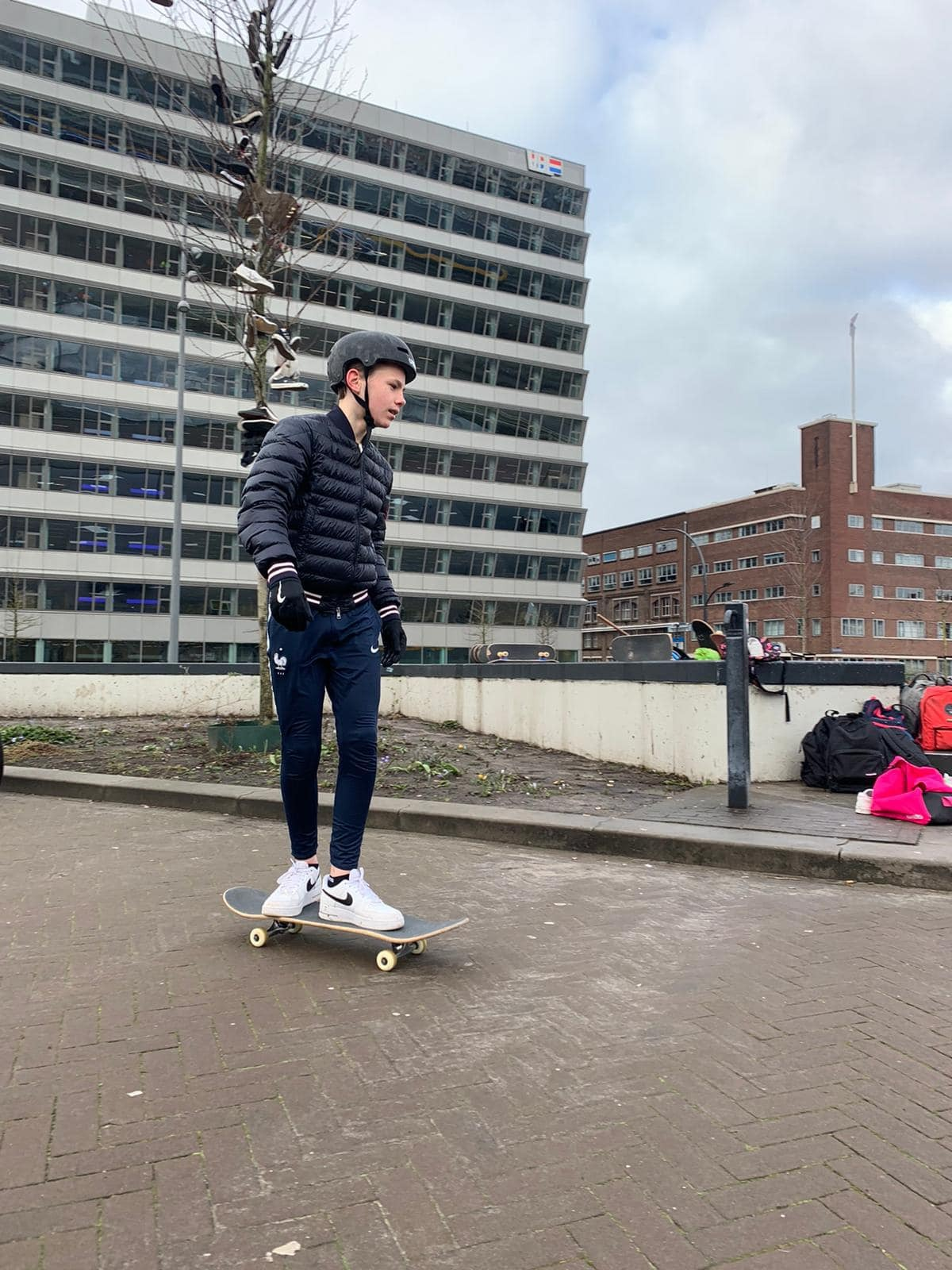 Workshop skateboarden!
