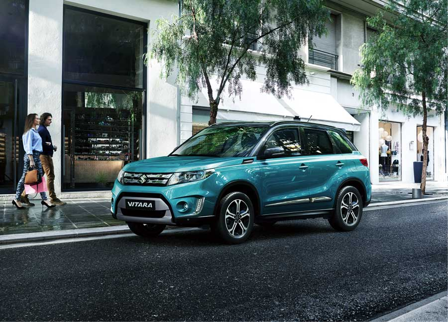 A picture of a Suzuki Vitara Family Cars