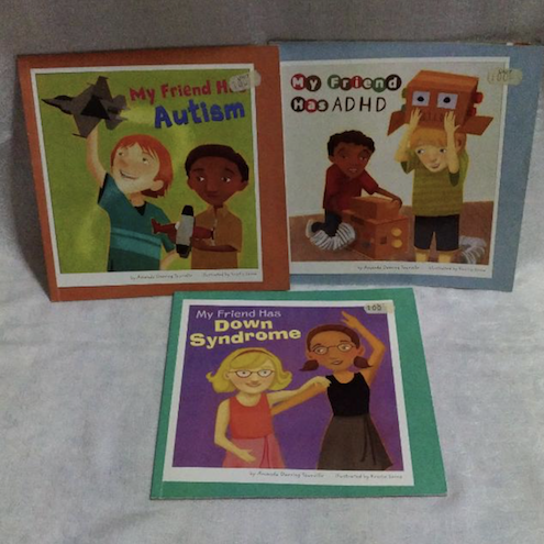 Educational kid books