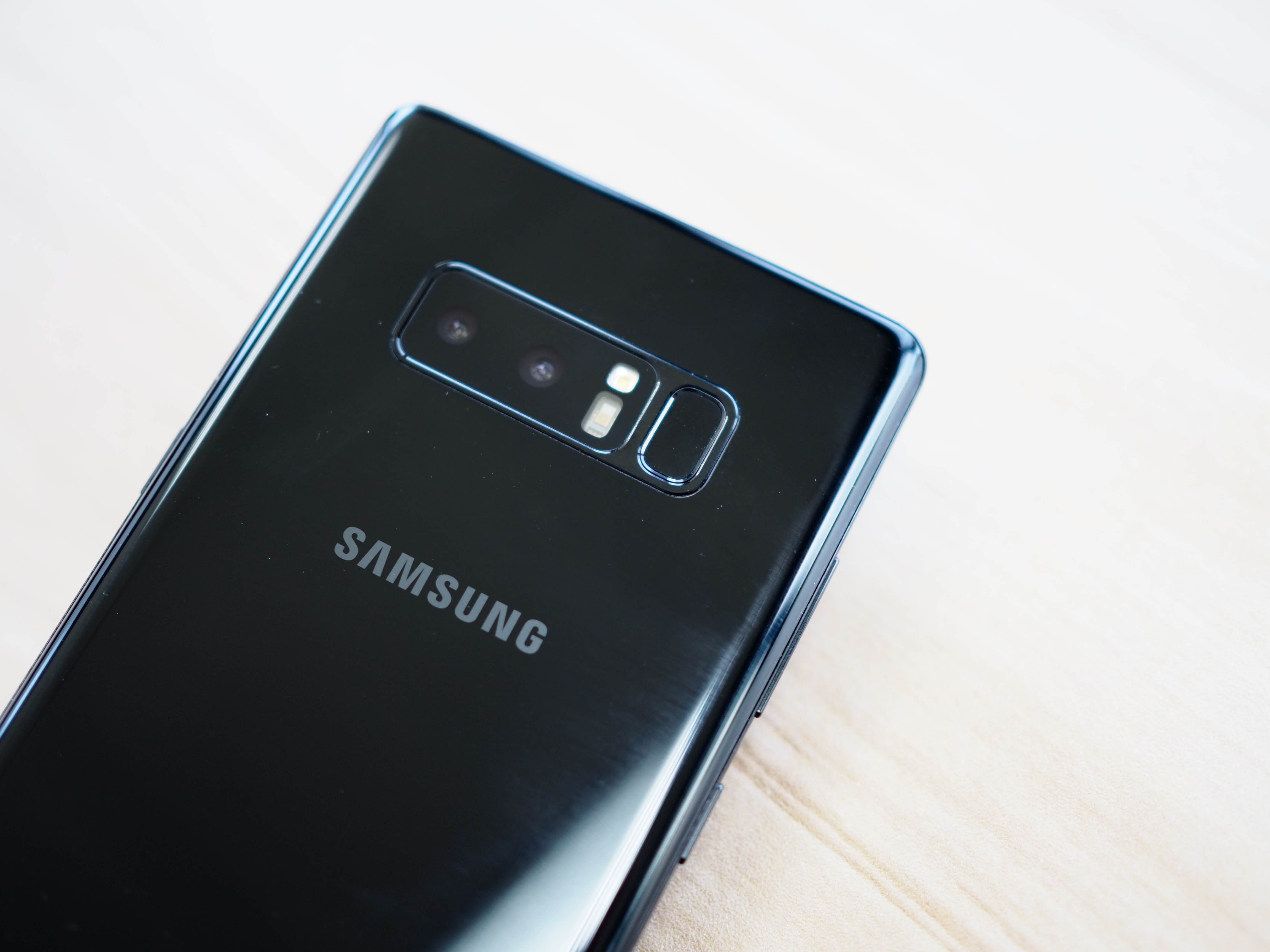How Samsung Galaxy Note 8 has good dual cameras