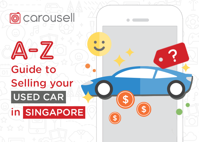 Selling a car in Singapore