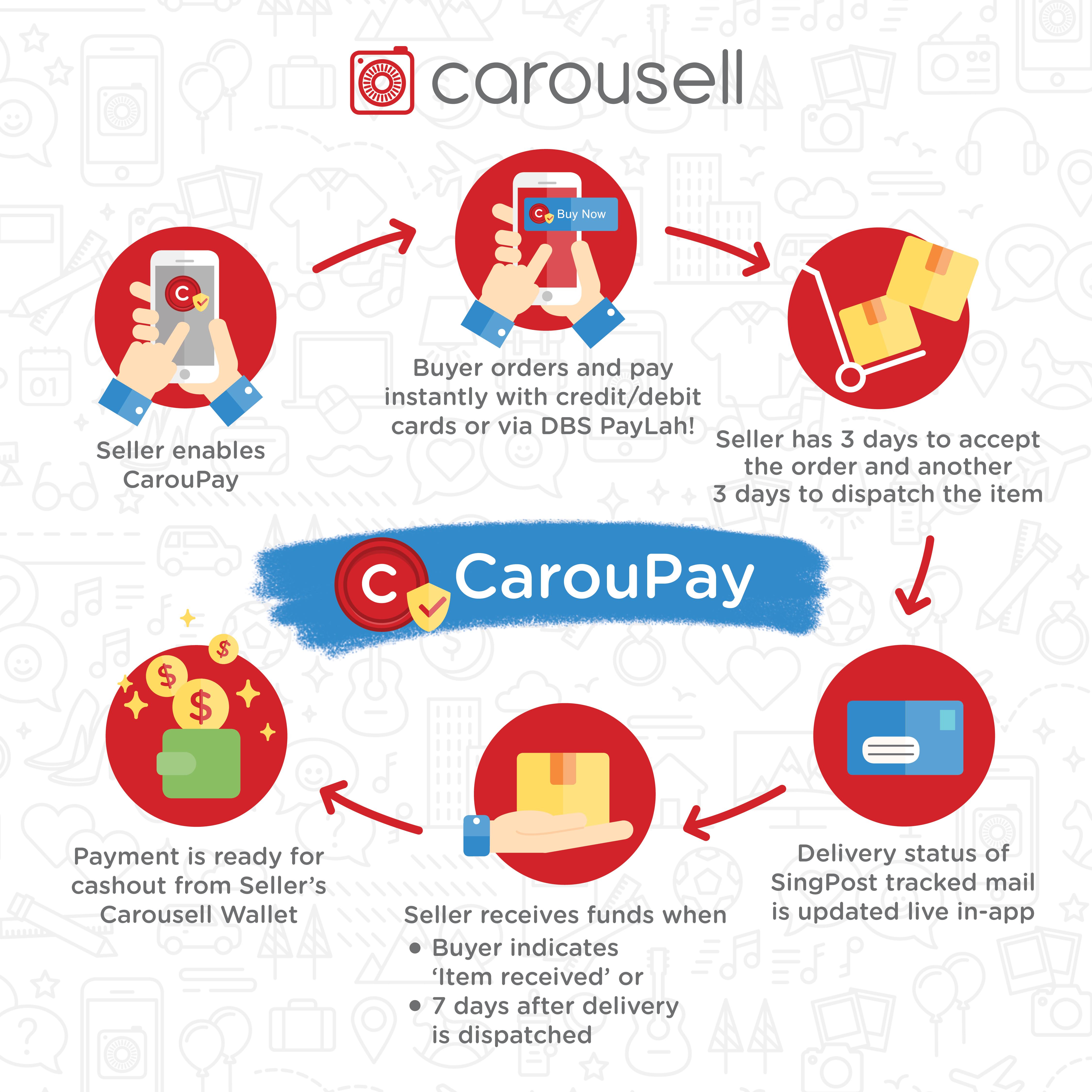 caroupay infographic