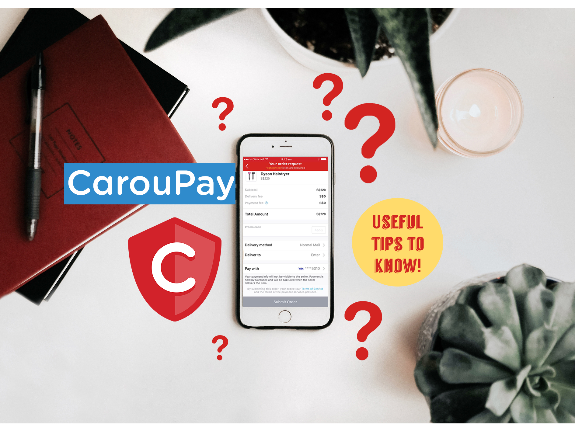 What I Learnt From Using CarouPay For The First Time As A Buyer