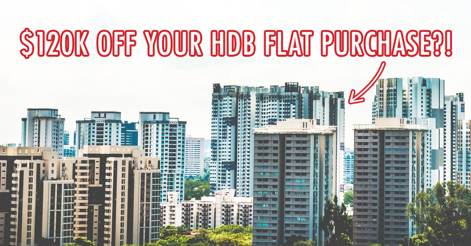 buy hdb resale flat in Singapore CPF grants for singaporeans