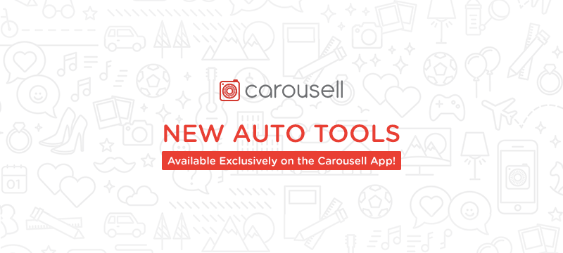 Carousell new auto tools