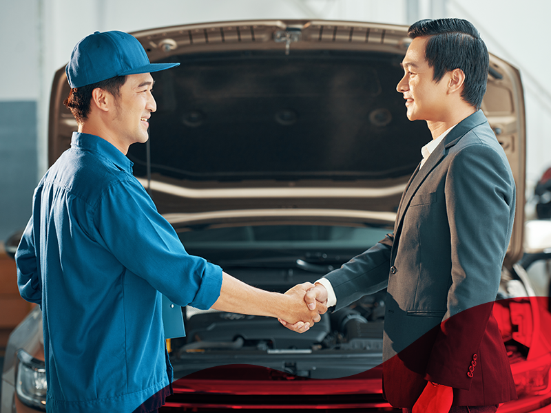 car servicing myths debunked! Make a good relationship with your car maintenance workshop