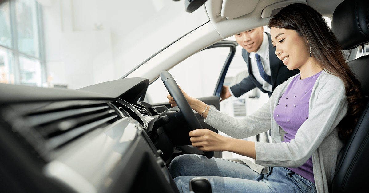 first time guide buying car singapore testdrive 2020