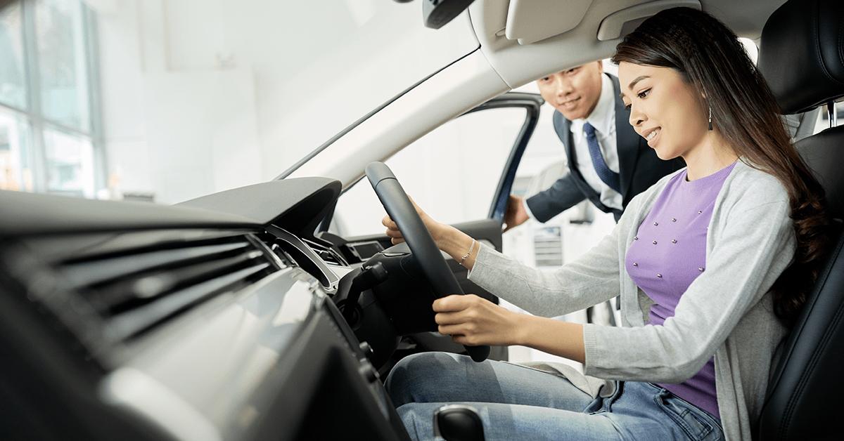 first time guide buying car singapore testdrive 2020
