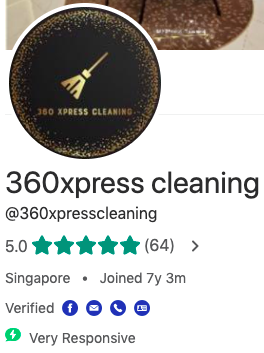 360xpress-Carousell-service-provider-homecleaning
