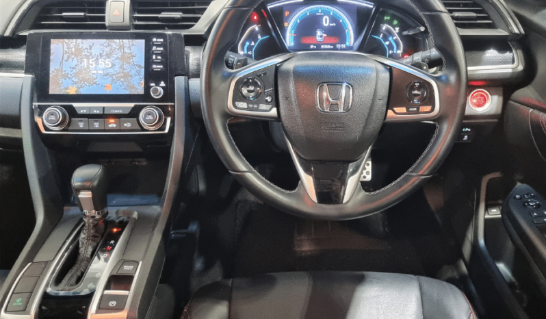 Example of driver's seat car image photo