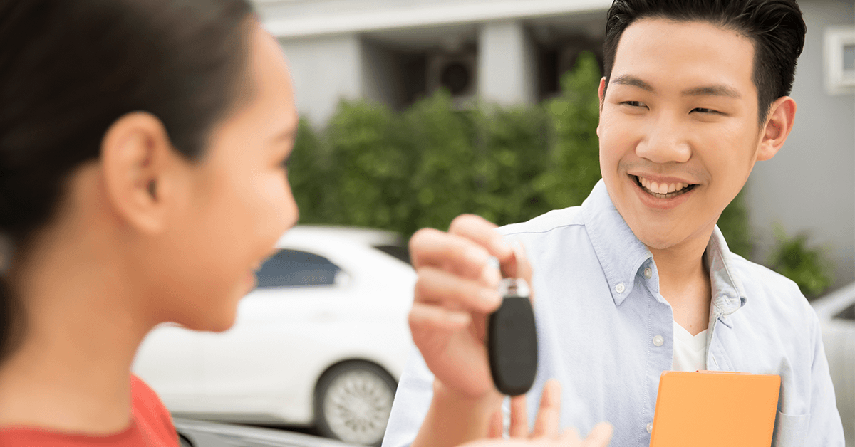 Selling your car on your own, without an agent, on Carousell