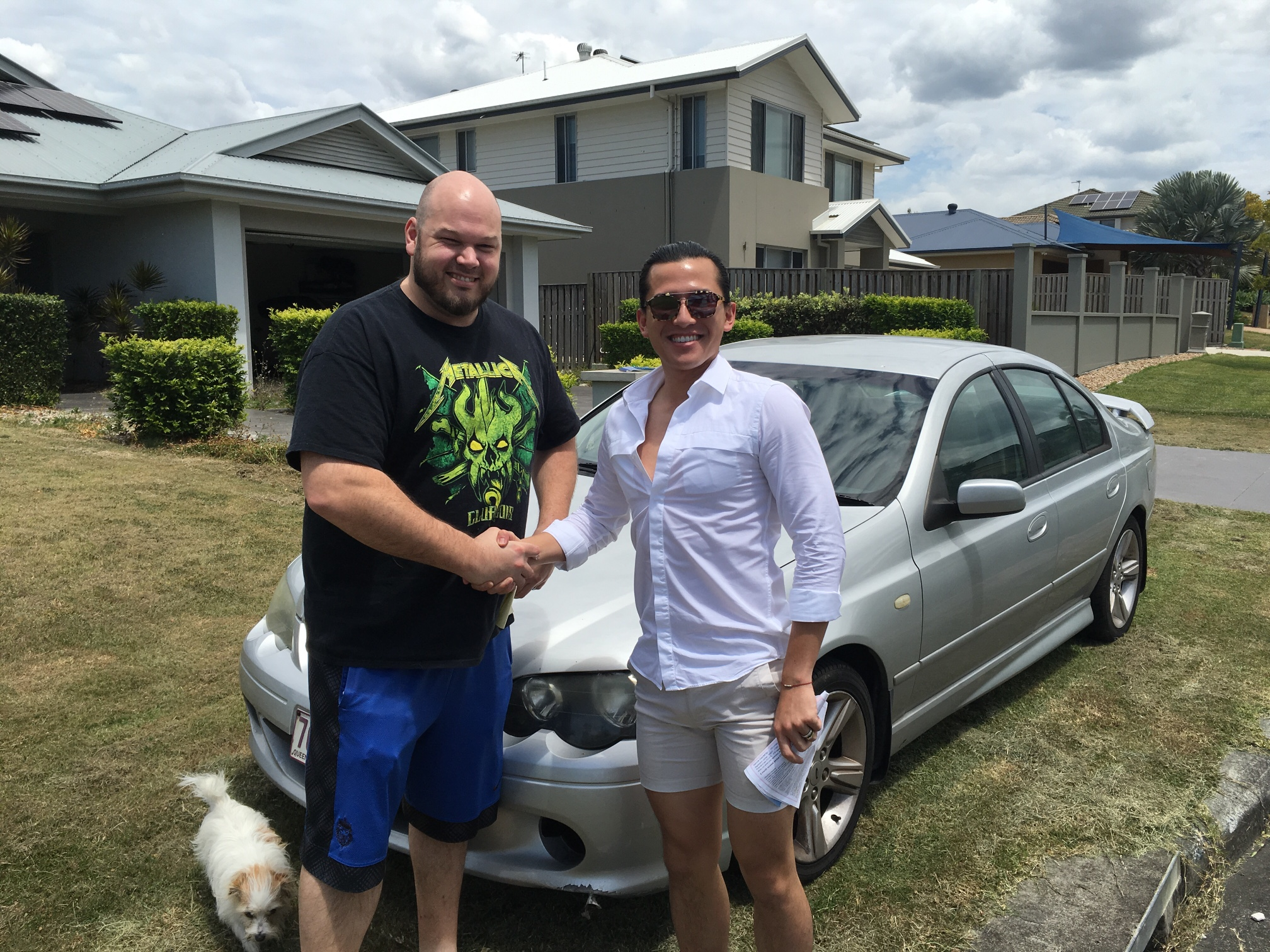 Sell my car on the Gold Coast