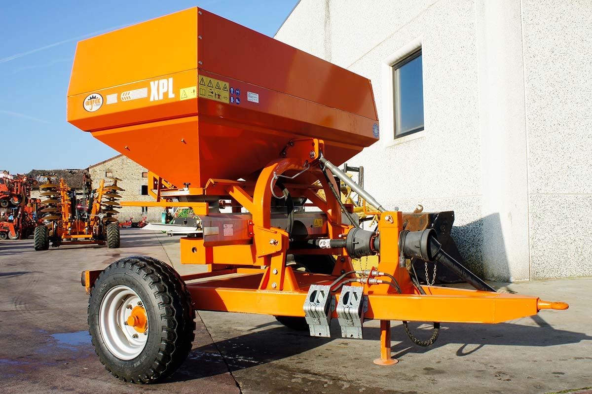 SPANDICONCIME AGREX XPL 1500 US18/022