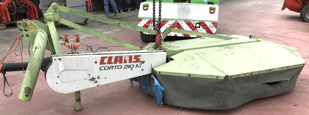 FALCIA CLAAS CORTO 210 N US 20/550