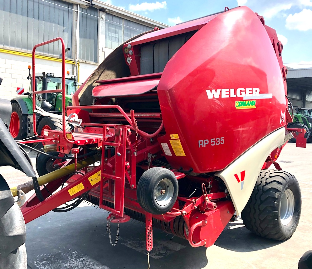 ROTOP LELY WELGER RP 535 US 21/348