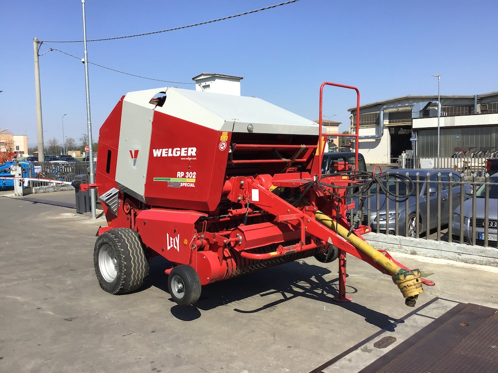ROTOP LELY WELGER RP 302 SPECIAL US 20/122