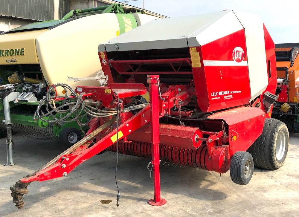 ROTOP LELY WELGER RP 320 FARMER