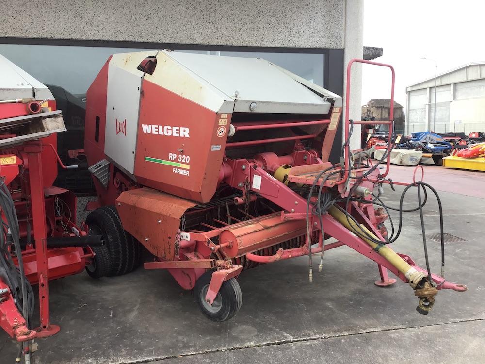 ROTOPRESSA LELY WELGER RP 320 FARMER US 19/404