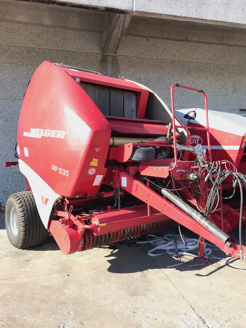 ROTOP LELY WELGER RP 535 US 19/050