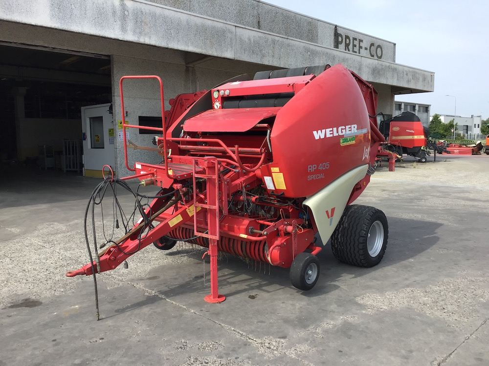 ROTOPRESSA LELY WELGER RP 405 SPECIAL US 19/076