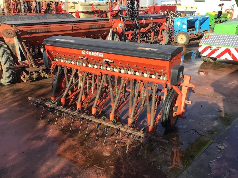SEMIN A RIGHE CARRARO PAMPAS 250 US 19/658