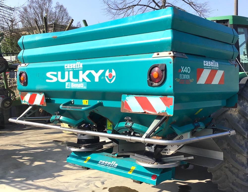SPANDIC PORT SULKY X40 ECONOV US21/039