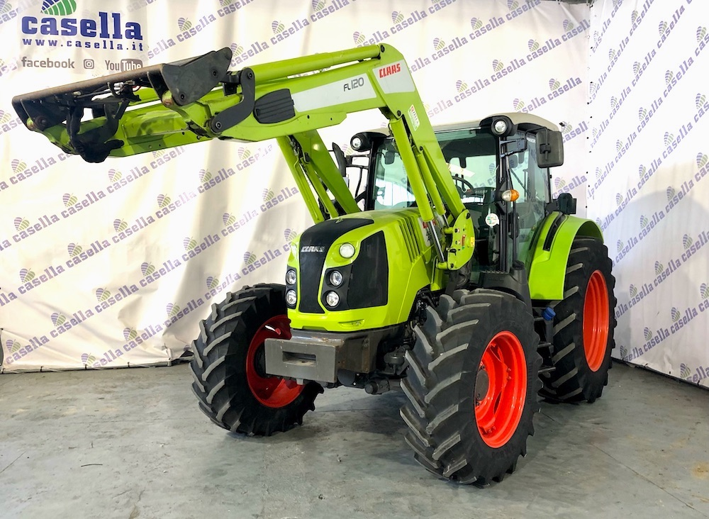 TRATTORE CLAAS ARION 440 US 20/750