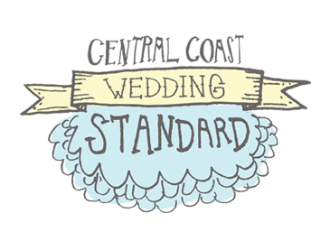 Featured on Central Coast Wedding Standard