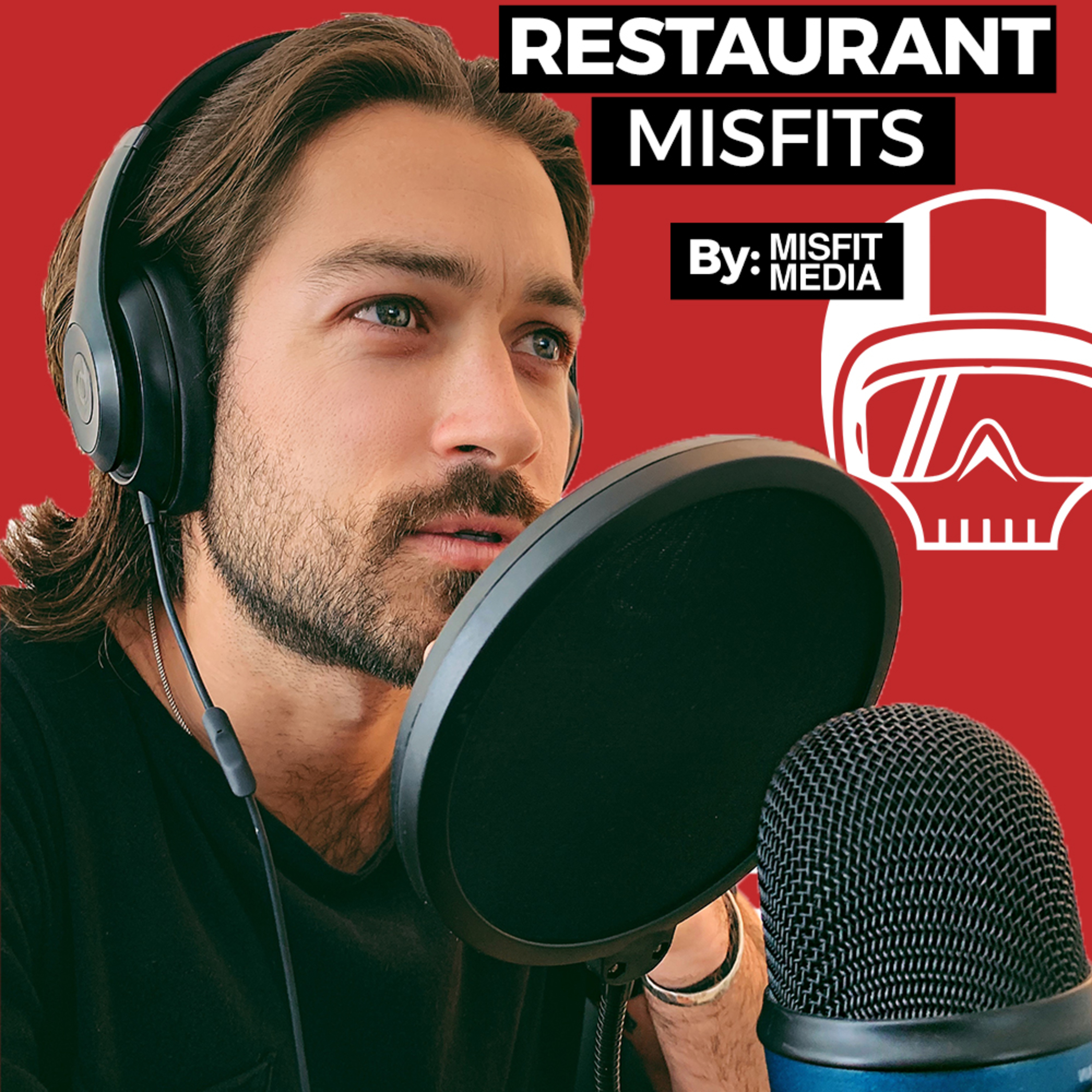EP13 - The Future of Restaurants as Told by a Veteran Chef & Technologist