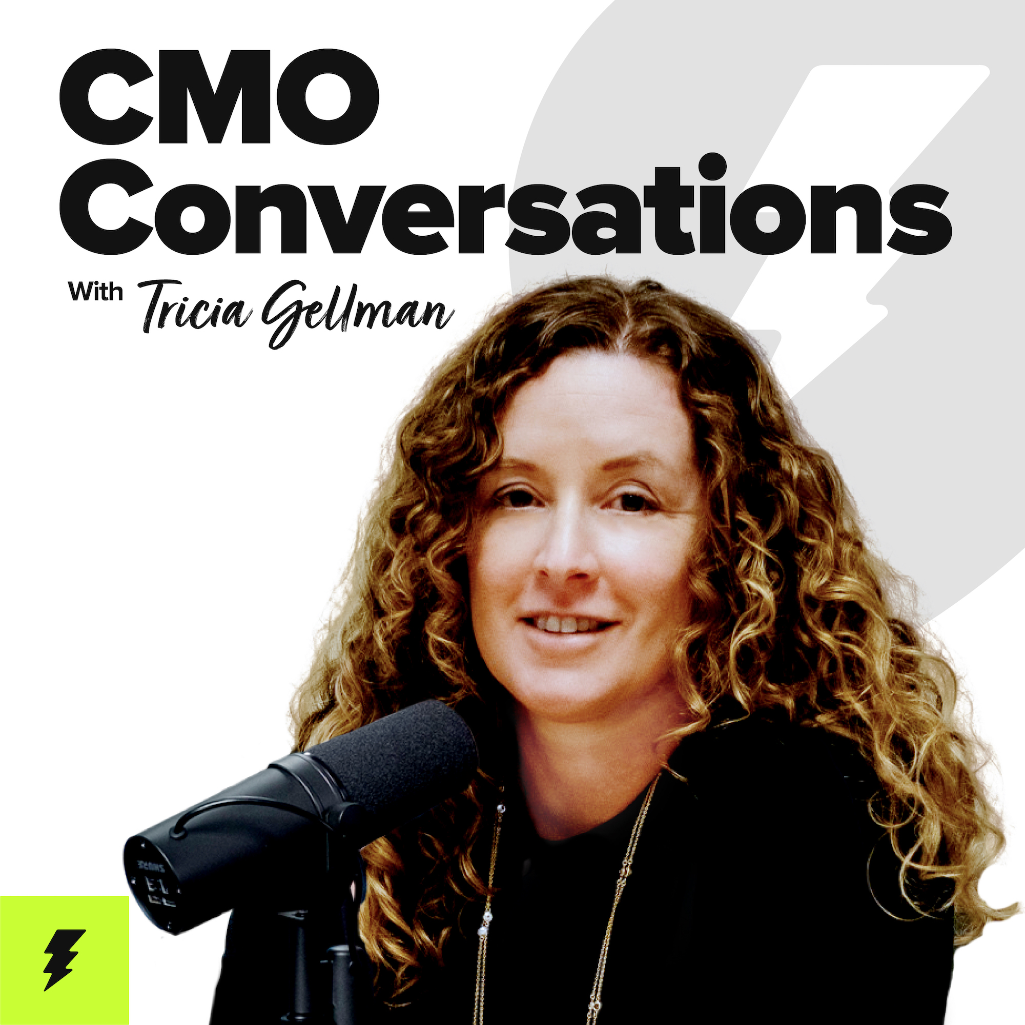 Introducing CMO Conversations With Tricia Gellman