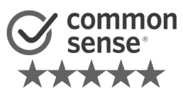 commonsense logo black and white