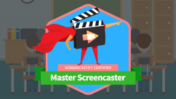 master the screencast course screencastify badge