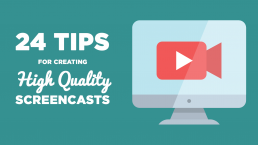 screencasting tips banner