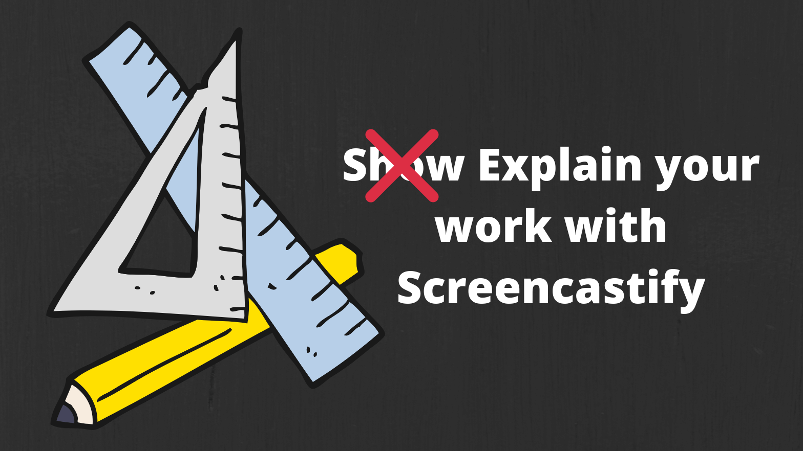 Explain your work with Screencastify | Screencastify Screen Recorder for Chrome