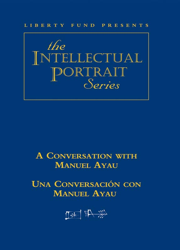 conversation with manuel ayau a