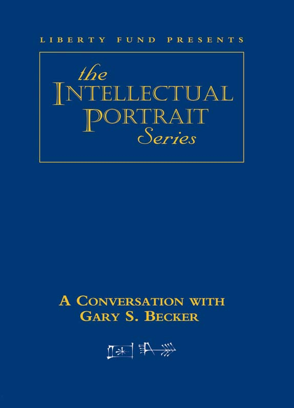 conversation with gary s becker a