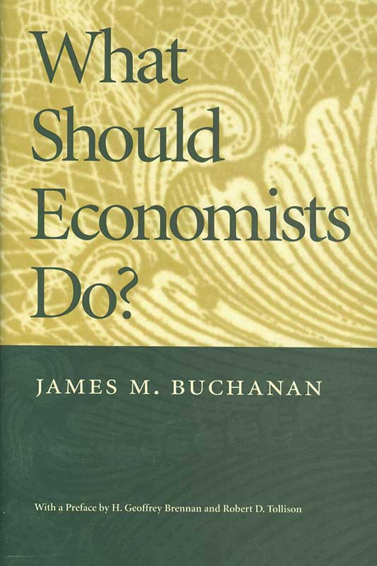 what should economists do