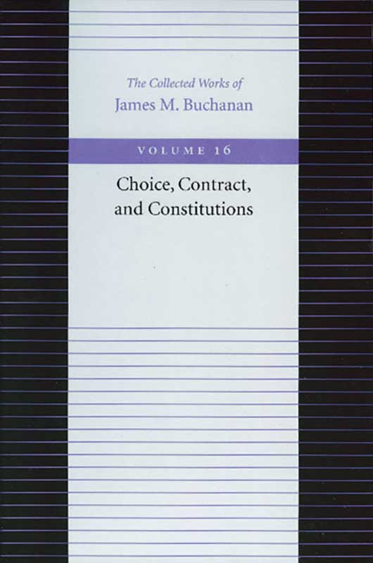 choice contract and constitutions