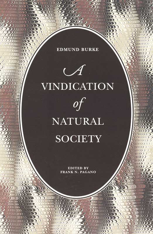 vindication of natural society a