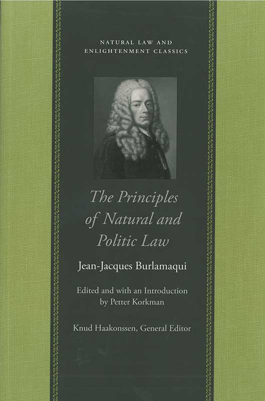 principles of natural and politic law the